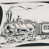 Lion-Train-print